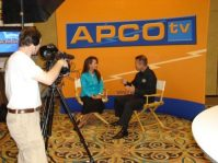 Jim Sayih interviewed by APCo TV