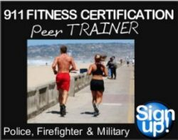 911 Fitness Certification