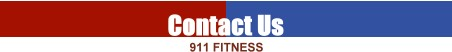 contact 911 fitness