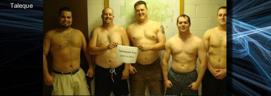 911 Fitness Challenge Before and After